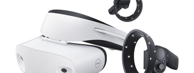 Dell Visor, visore per la Windows Mixed Reality