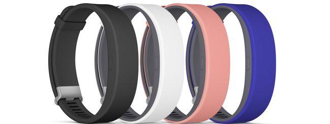 Sony annuncia il nuovo indossabile SmartBand 2