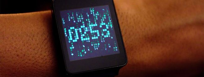 Android Wear, watch faces