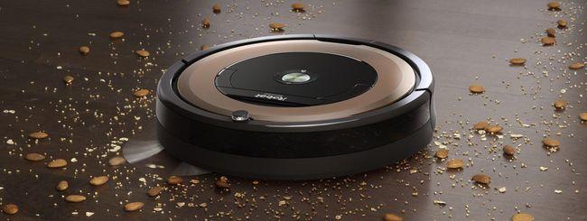 iRobot Roomba 895 per la Amazon Connected Week