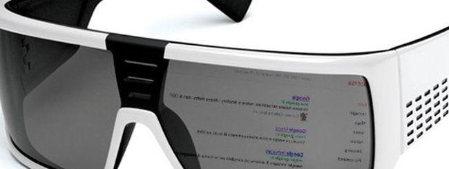 Google, gli occhiali HUD in vendita entro l'anno