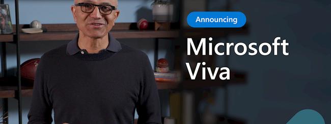 Microsoft presenta Viva, la nuova piattaforma di Employee Experience