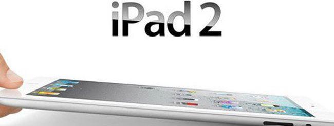 iPad 2: 8GB in arrivo