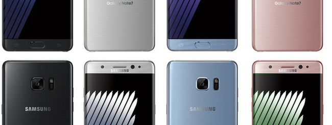 Galaxy Note 7, le possibili cause dell'esplosione