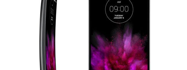 CES 2015: LG G Flex 2, nuovo smartphone curvo
