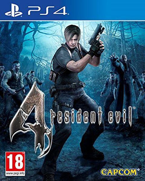 Resident Evil 4 (PlayStation 4)
