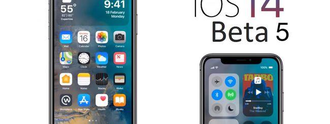iOS 14, le novità della Beta 5