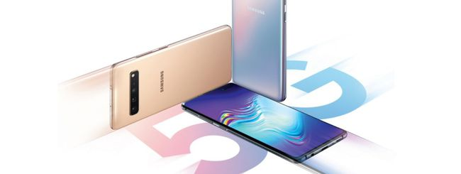 Samsung Galaxy S10 5G debutta con Vodafone: prezzi