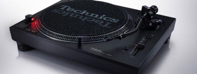 Panasonic, stile audio vintage al CES 2019