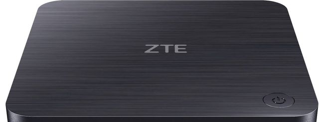 ZTE lancia il nuovo set top box 4K