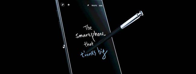 Galaxy Note 8, display con risoluzione 4K?