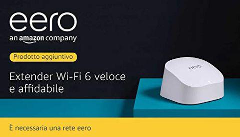 Extender Wi-Fi 6 mesh dual-band Amazon eero 6
