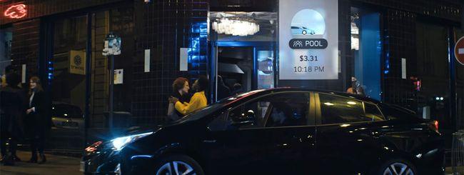 Uber: le persone diventano la destinazione