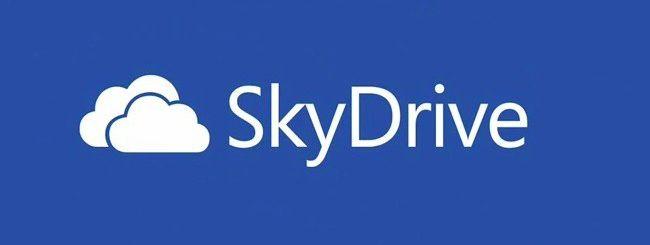 Microsoft regala GB su SkyDrive per Windows Phone