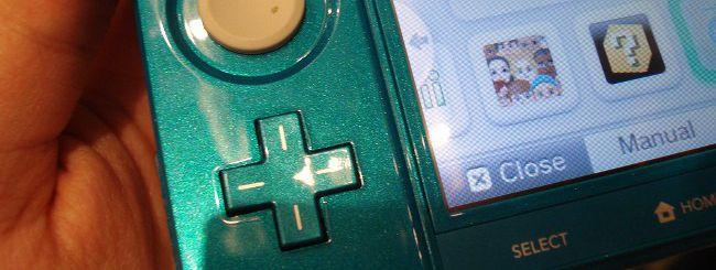 Promozione Nintendo 3DS: giochi in regalo