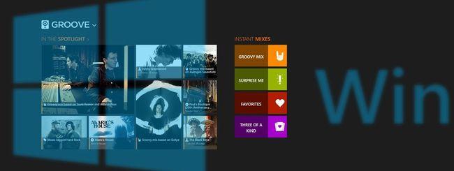 Windows 10, Groove Music è arrivato