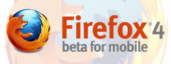 Firefox Mobile, seconda Beta