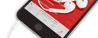 Apple Music su iPhone
