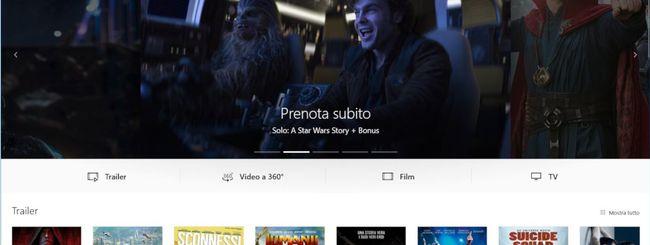 Microsoft lavora a Film e TV per iOS ed Android