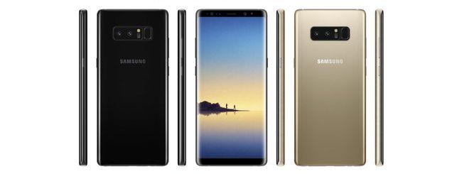Samsung Galaxy Note 8 in vendita dal 15 settembre?