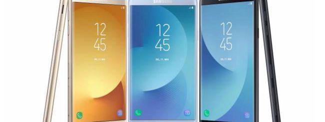 Samsung annuncia i Galaxy J (2017)