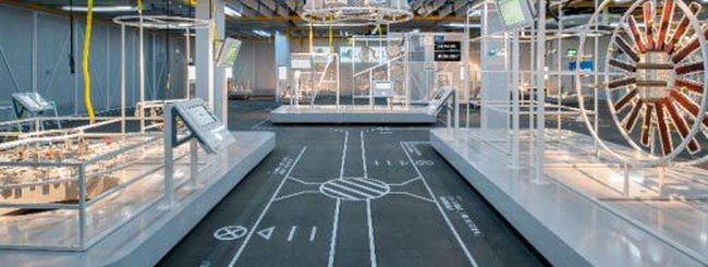 Google apre il Web Lab al London Science Museum