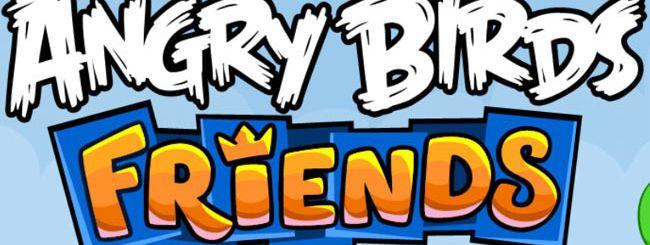 Angry Birds Friends disponibile su Android e iOS