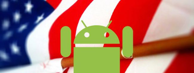 USA, Android per 007