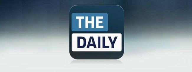 The Daily costerà 99 centesimi a settimana