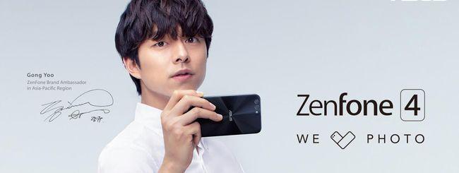 ASUS ZenFone 4, specifiche e prezzi di due modelli
