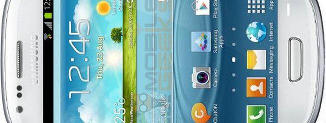 Samsung Galaxy S3 Mini confermato per l'Europa