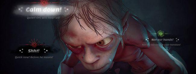 Il Signore degli Anelli: Gollum per Xbox Seies X