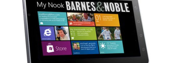 Barnes & Noble produrrà un tablet Windows?