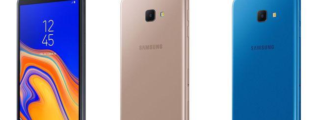 Samsung Galaxy J4 Core, 6 pollici e Android Go