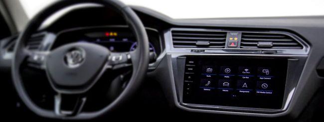 Discover Pro su Volkswagen Tiguan