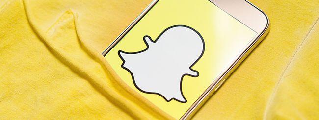 Snapchat, arriva un redesign del redesign