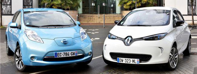 Renault-Nissan per la mobilità del futuro