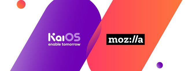 Mozilla migliorerà Gecko per KaiOS