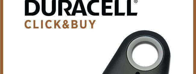Duracell Click&Buy; un click e le batterie a casa