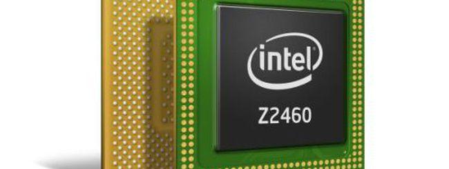 MWC 2012: Intel annuncia tre Atom per smartphone