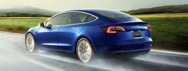 Tesla Model 3 Performance, arriva il Track Mode