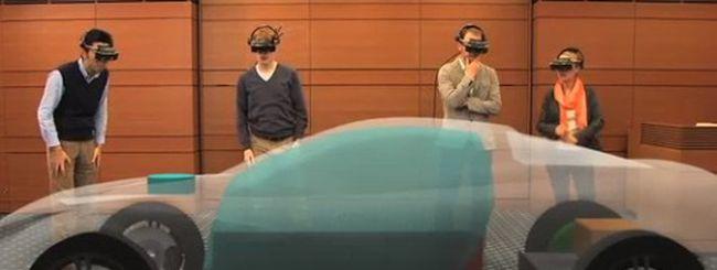 Canon Mixed Reality, la realtà virtuale del futuro