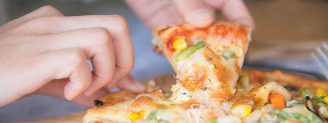 Apple brevetta un contenitore per la pizza