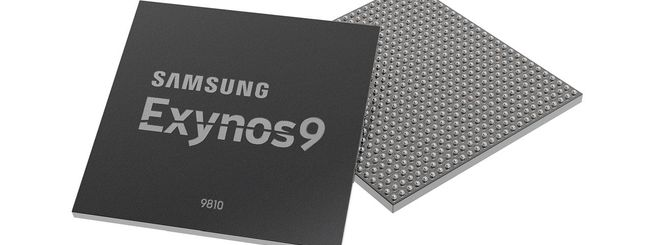 Samsung Exynos 9810, prestazioni e intelligenza
