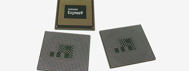 Samsung svela il processore del Galaxy S9