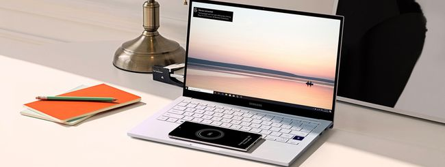 Samsung Galaxy Book Ion: le specifiche