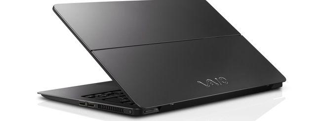 VAIO Z e VAIO S, nuovi notebook con Windows 10