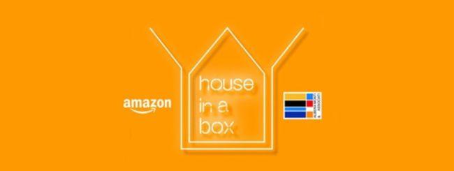 """Amazon presenta la sua """"House in a Box"""""""