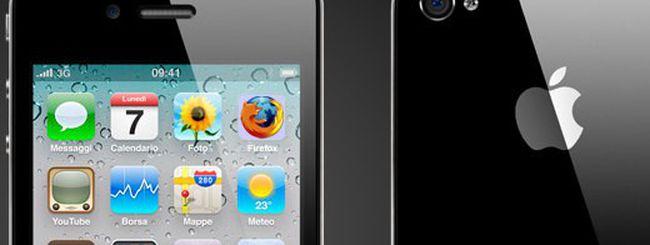 Firefox per iPhone: Home sì, browser no