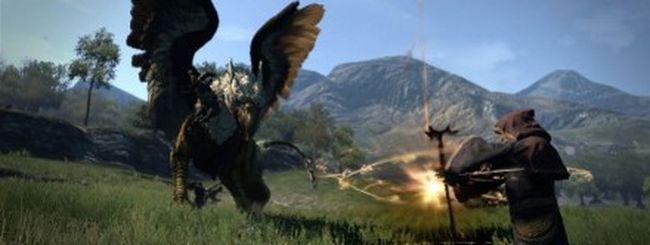 Dragon's Dogma, la risposta di Capcom a Skyrim?